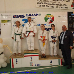 2° trofeo Nazionale città di Massa Martana 5° criterium giovanissimi
