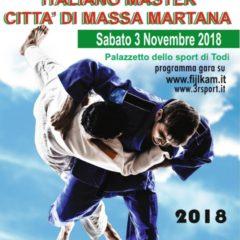 Torna in scena il Judo Massa Martana e Todi in festa