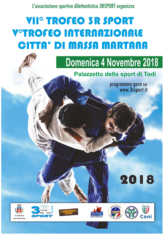 Torna il Judo a Todi